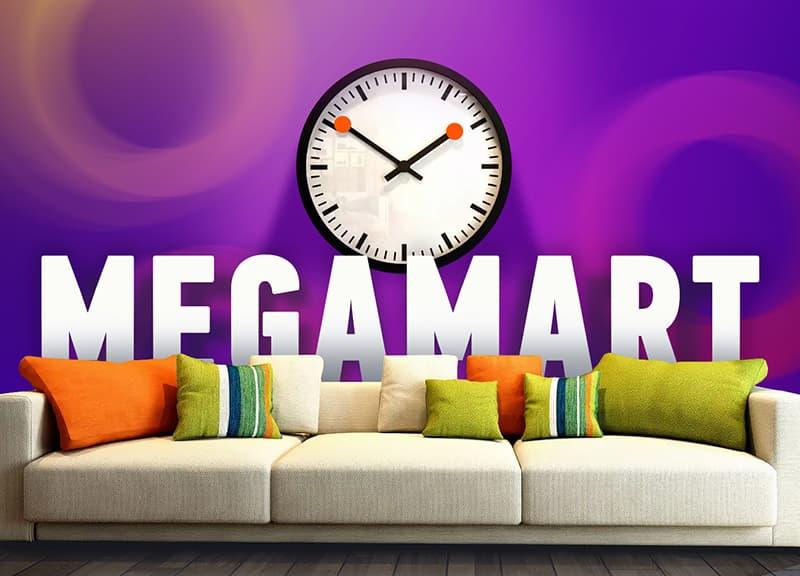 АЛЬФА: MegaMart – интернет магазин (Новинка)